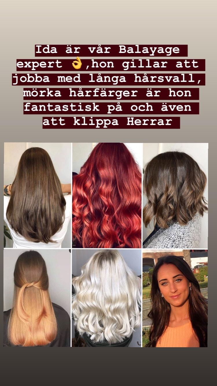 frisör elevbehandling stockholm